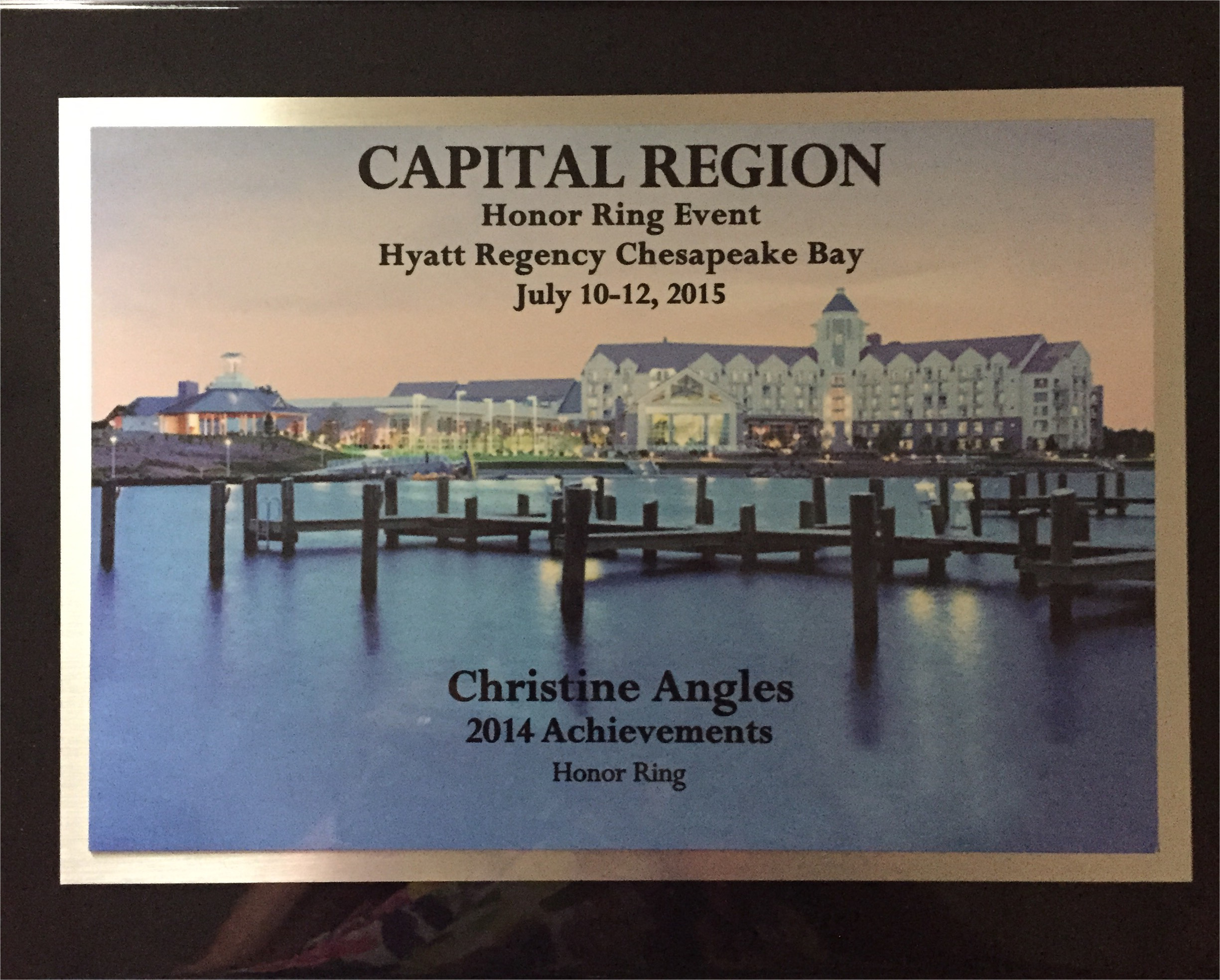 Angles Insurance | Manassas Allstate Agent Honored by