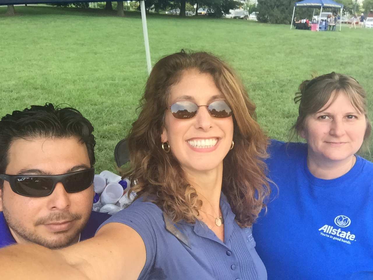 Allstate Team at NNO