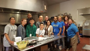 Manassas_Insurance_Agent_Volunteering_SERVE_Homeless_Shelter
